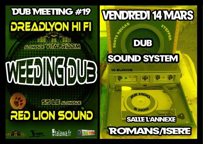 Dub Meeting #19