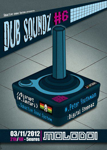 Dub Soundz 6 Strasbourg - Subactive Sound
