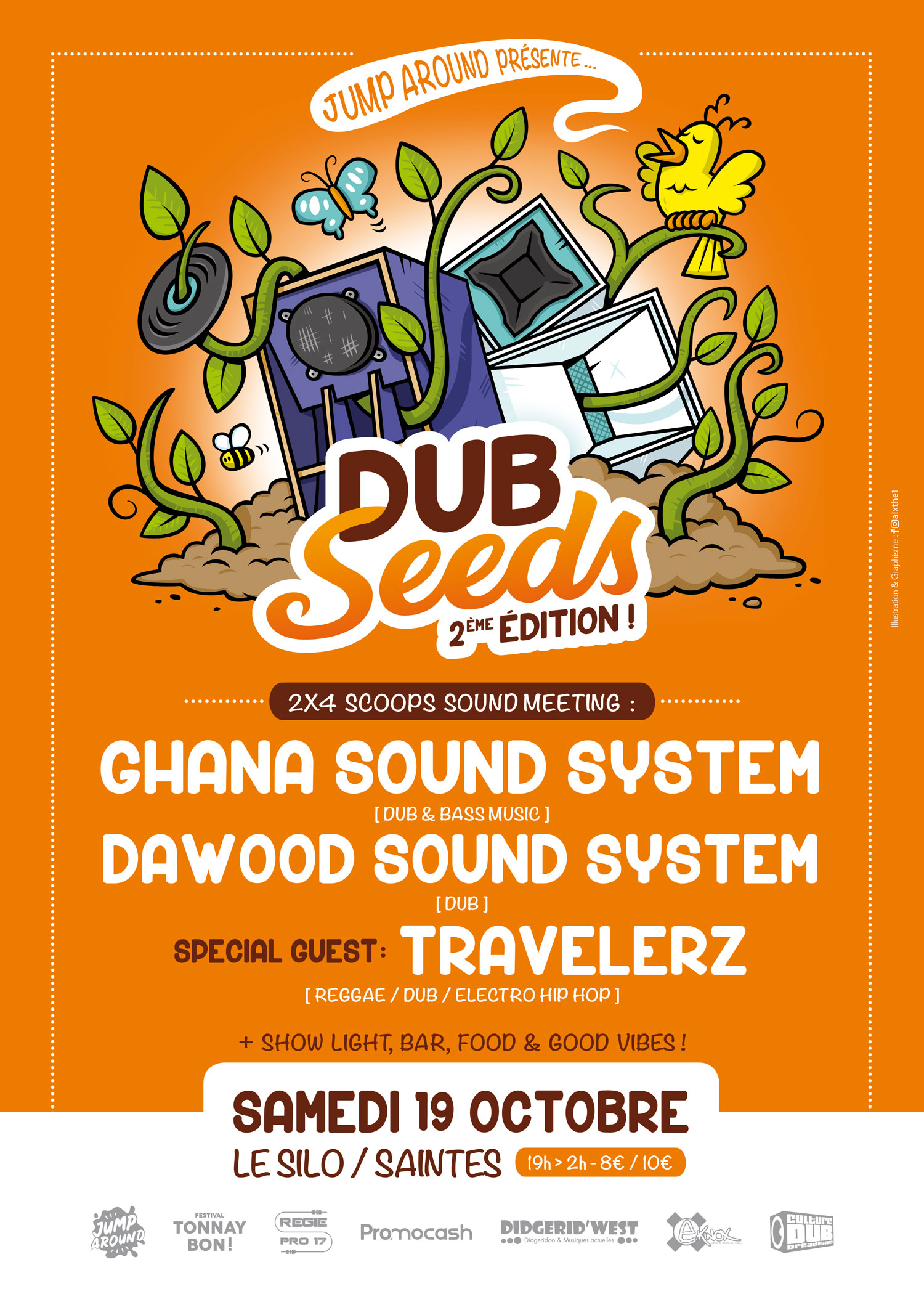 Culture Dub Show – 05 Avril 2016 – Radio Pulsar