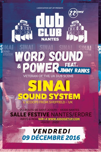Nantes Dub Club #22