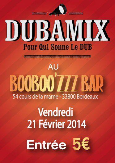 Dubamix Live @ Booboo'zzz