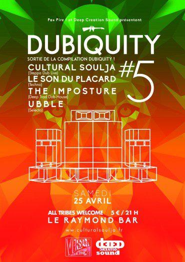 Dubiquity #5