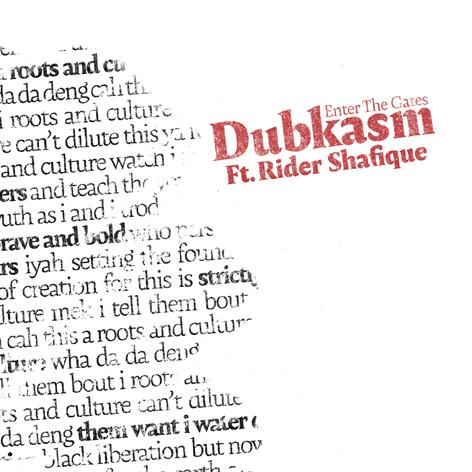 """12"""" Dublasm DUBK029"""