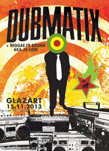 Dubmatix + Reggae.fr Sound