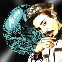 """Akete Recordings - 7"""" AKR7-01"""