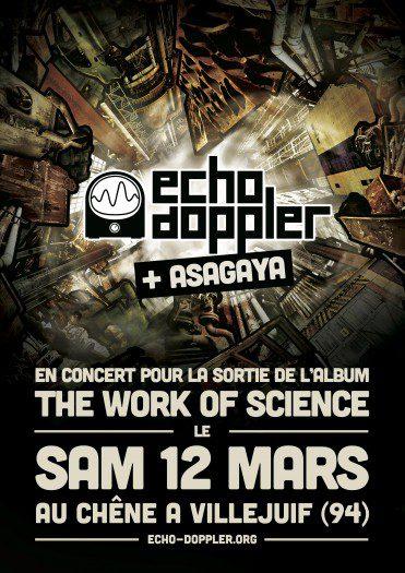 Echo Doppler + Asagaya + Upfull Posse