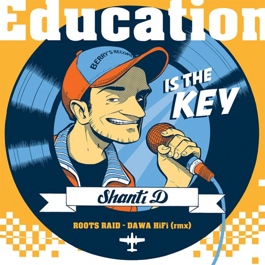 Roots Raid - Education Is The Key - Digital Release