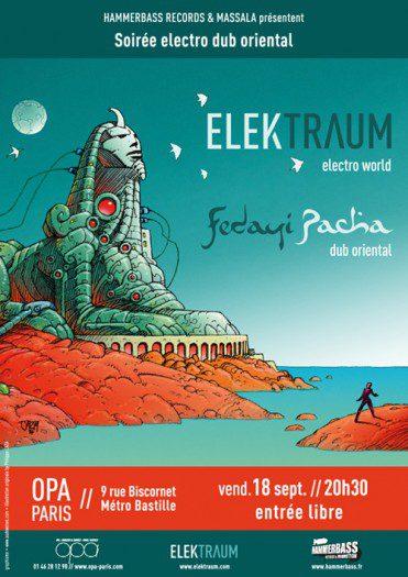 Elektraum + Fedayi Pacha