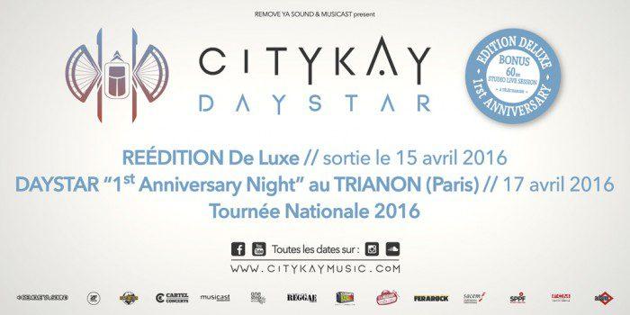 City Kay - Daystar Deluxe