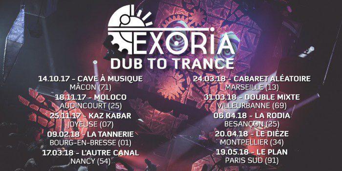 Exoria - Dub To Trance 2018