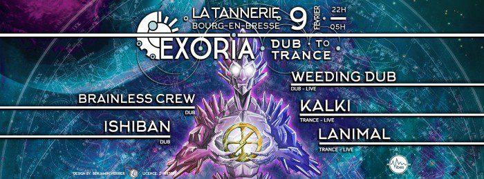 Exoria – Dub to Trance