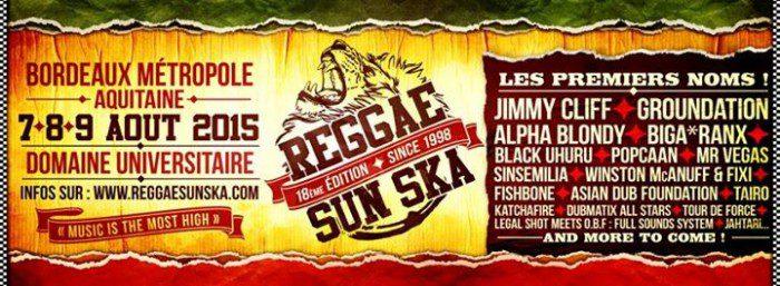 Reggae Sun Ska #18