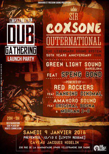 International Dub Gathering Launch Party