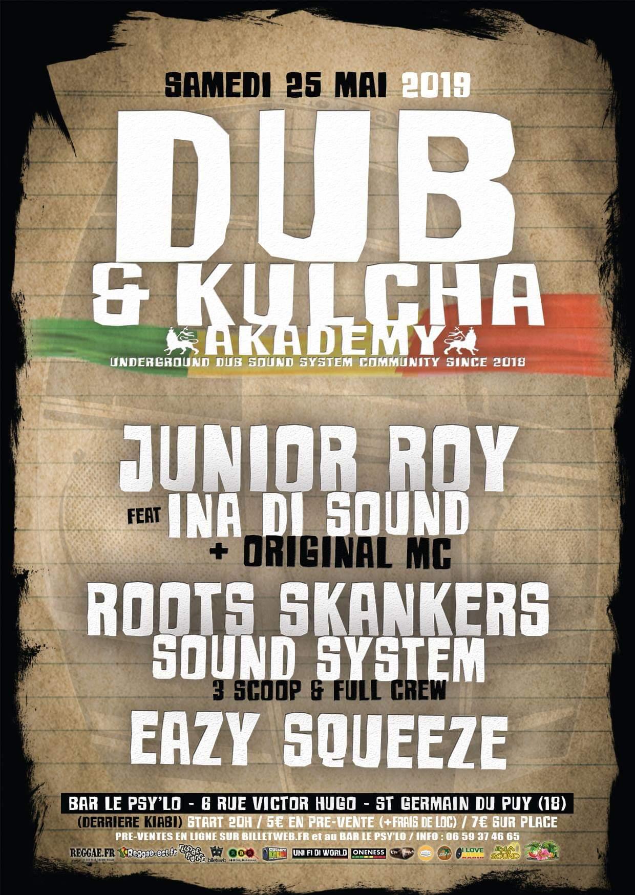 Dub & Kulcha Akademy