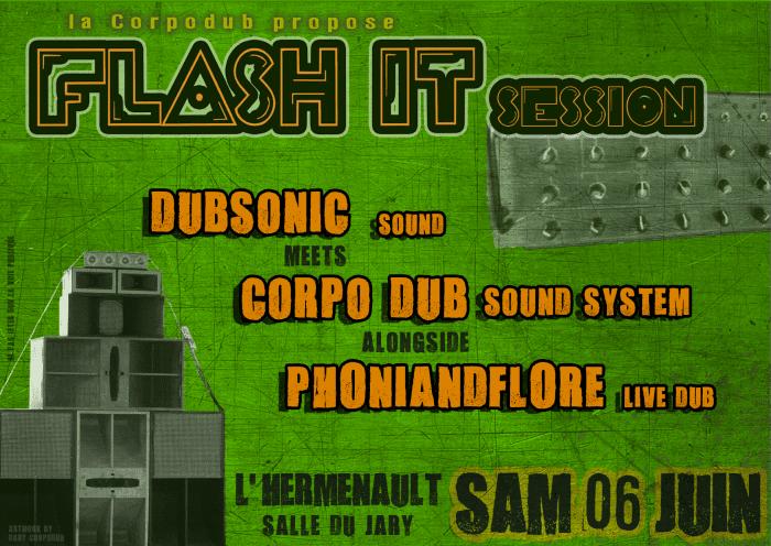 Flash It Session #1