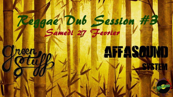 Reggae Dub Session #3