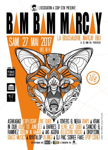 Bam Bam Marçay #4