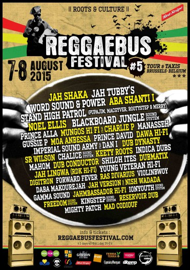Reggaebus Festival 2015