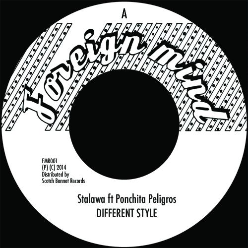 Stalawa feat. Ponchita Peligros - Different Style