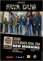 Faya Dub - New Morning