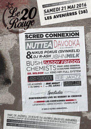 Festival Le Vingt Rouge #2