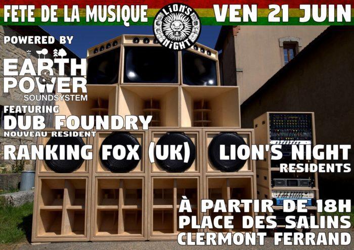 Lion's Night – Fête de la musique