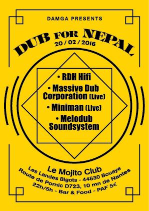 Dub For Népal