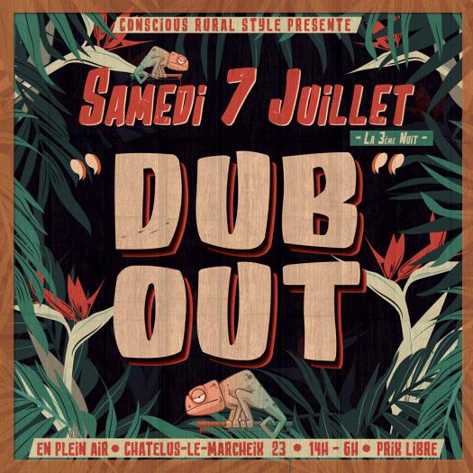 La Nuit DUB OUT #3