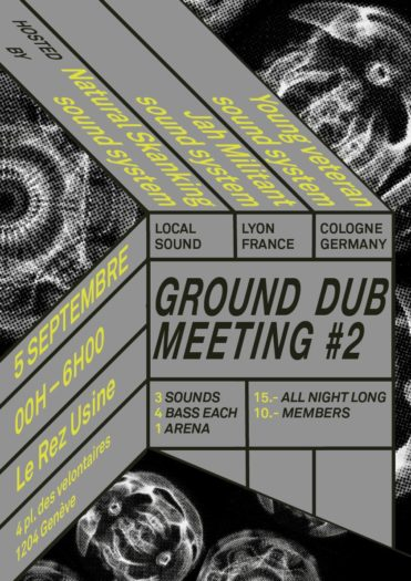 Ground Dub Meeting #2