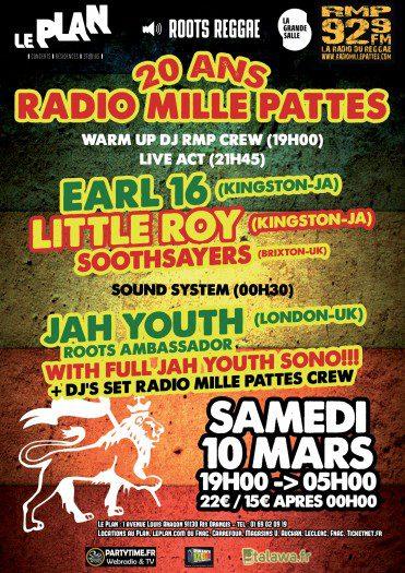 20 ans de Radio Mille Pattes!