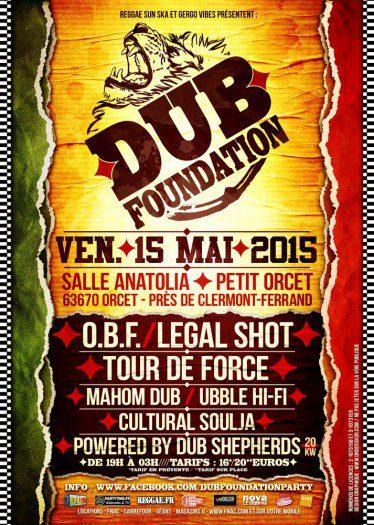 Dub Foundation Orçet