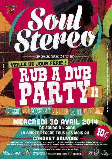 Rub a Dub Party #11