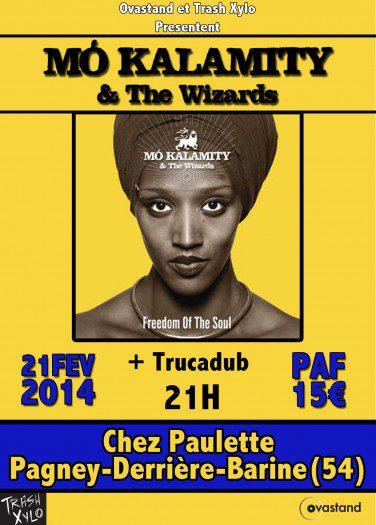 Mo'Kalamity + Trucadub Chez Paulette