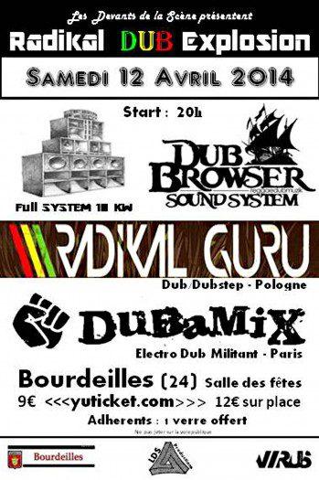 Radikal Dub Explosion