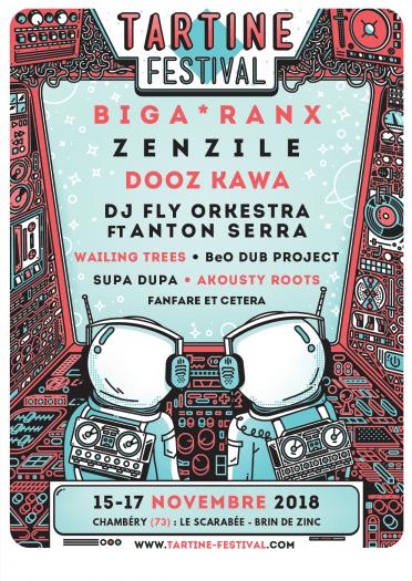 Tartine Festival 2018