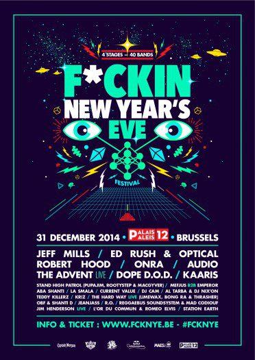 F*ckin New Year's Eve