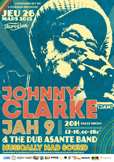 Johnny Clarke + Jah9