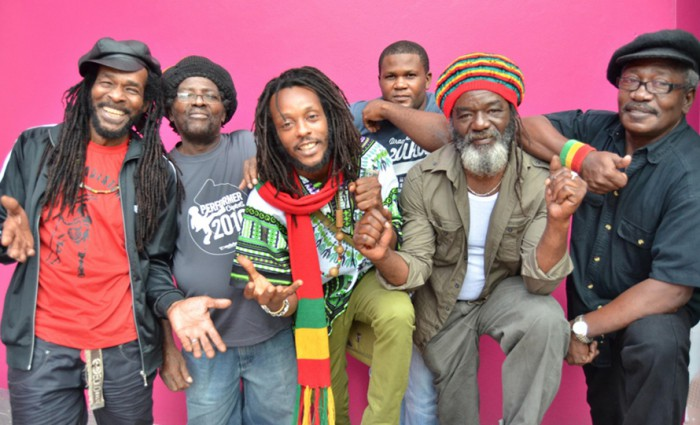 Droop Lion & The Gladiators + Roots Workers