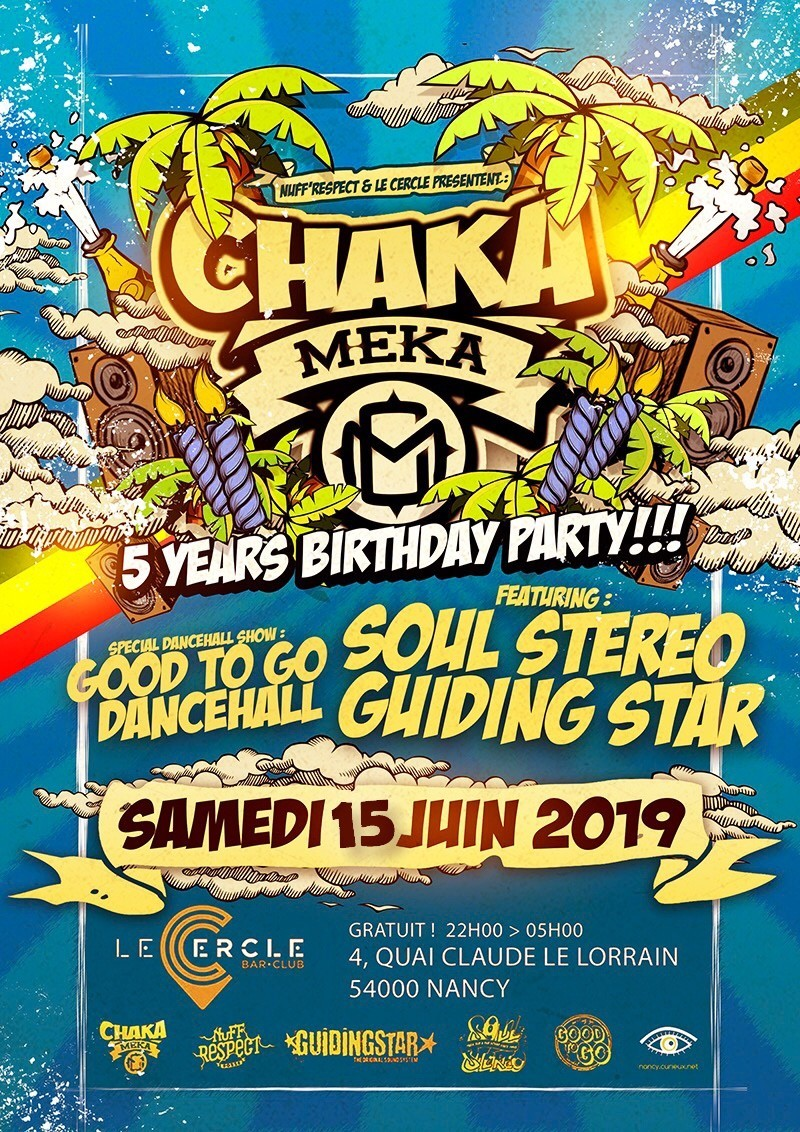 "Chaka Meka ""Birthday Party"""