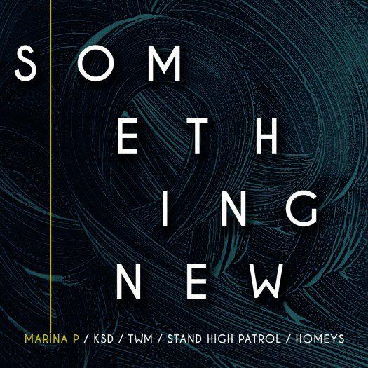 Homeys feat. Marina P - Something New