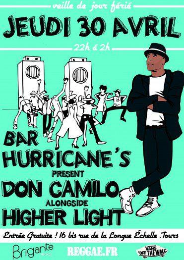 Don Camilo + Higher Light Sound