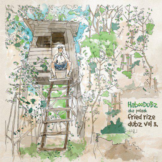 HabooDubz - Fried Rize Dubz Vol.3