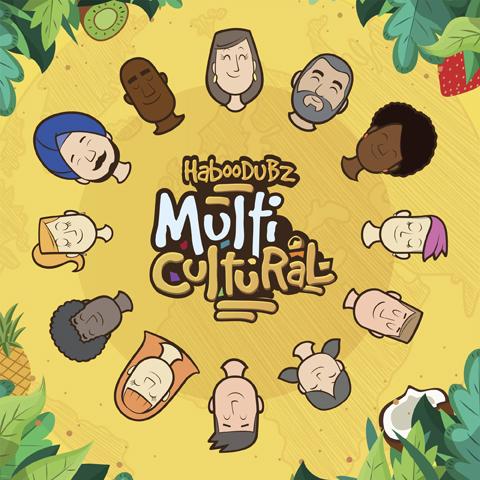 HabooDubz - Multicultural