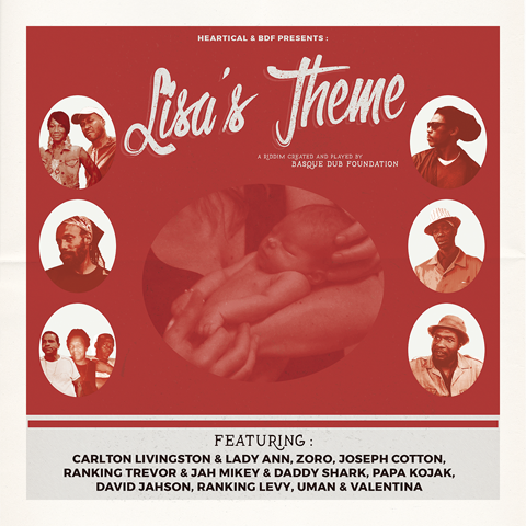 Basque Dub Foundation - Lisa's Theme Riddim