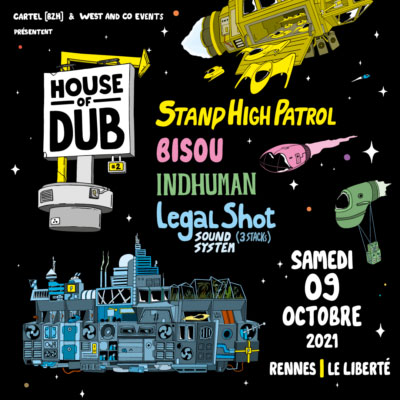 Subsquad Prod présente : City Squad Grenoble – Who Dub Your Town?