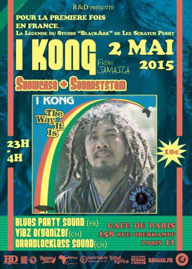 I Kong – Showcase + Sound System