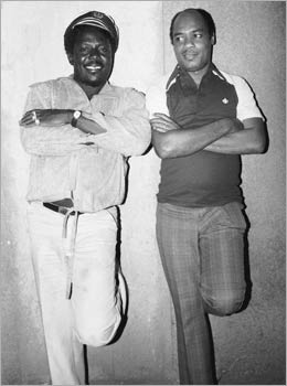 I Roy and King Tubby
