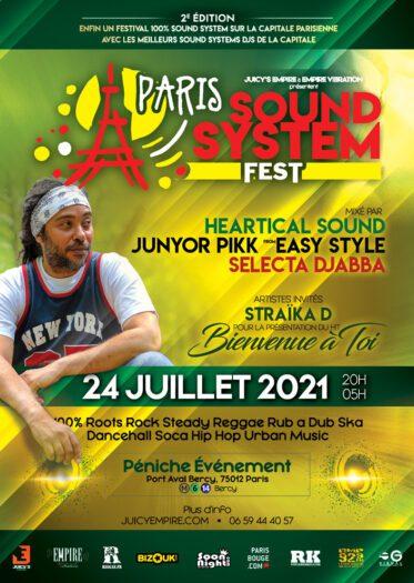 Paris Sound System Fest #2