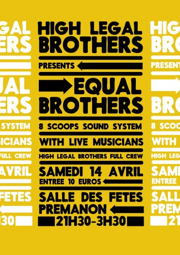 High Legal Brothers hosting Equal Brothers