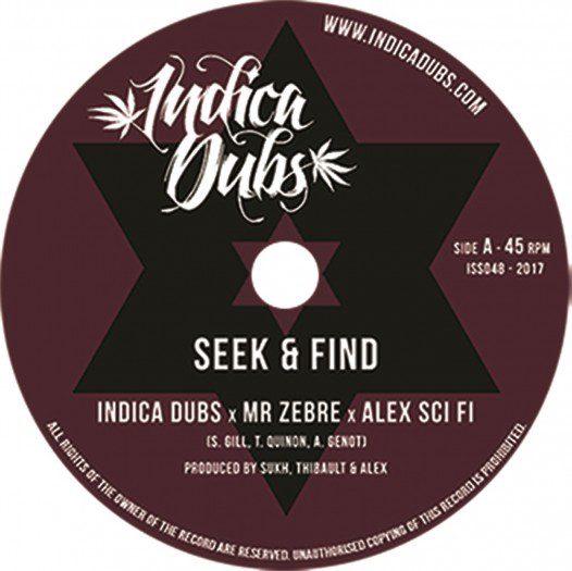 Indica Dubs, Mr Zebre & Alex Sci Fi - Seek & Find